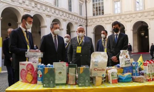 Calabria regione con più incidenza di povertà, in arrivo 30mila chili di prodotti per chi ha bisogno