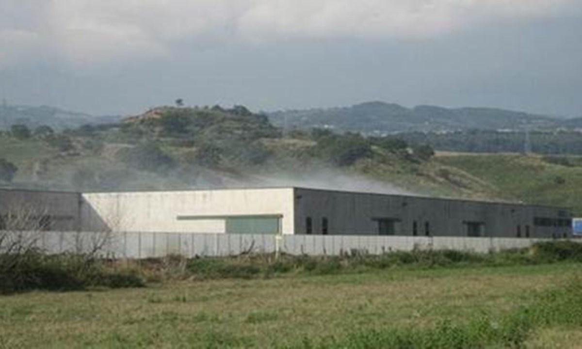 Lo stabilimento Seteco a Marcellinara