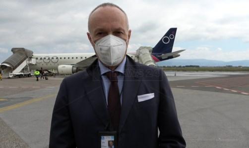 Aerostazione Lamezia, De Metrio (Sacal): «Il piano industriale c'è, ora tocca alla Regione»