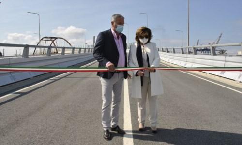 Gioia Tauro, inaugurata la nuova viabilità portuale: spesi circa 11 mln per la realizzazione