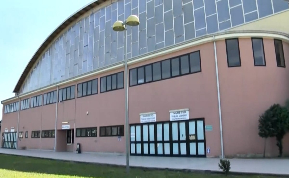 Hub regionale di Corigliano-Rossano
