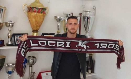 Il centrocampista Cosimo Pagano