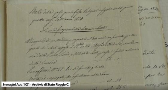 La Settimana Santa nella Reggio Calabria dell'800: viaggio negli atti custoditi all'Archivio di Stato