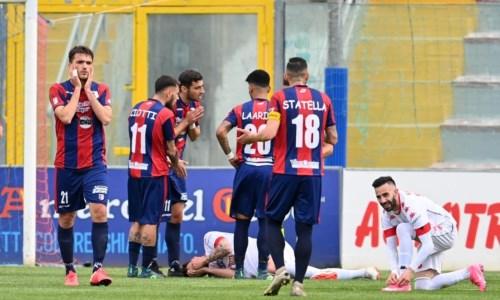 Serie C, la Vibonese perde in casa: il Bari passa con un calcio di rigore