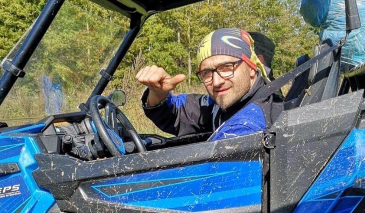 La vittima, Salvatore Marino - foto dal profilo Facebook