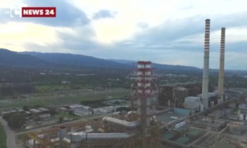 Enel punta sui turbogas negli impianti di Corigliano Rossano: Cgil contraria