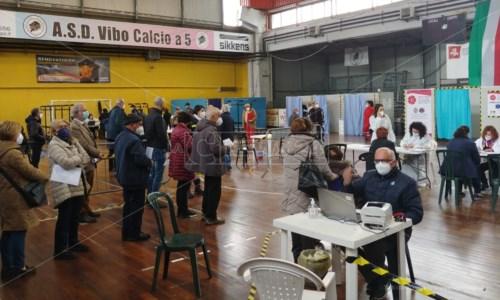 Vaccini Vibo, Di Natale (Iric): «Dosi a over 60, la giunta dica se lo sapeva»