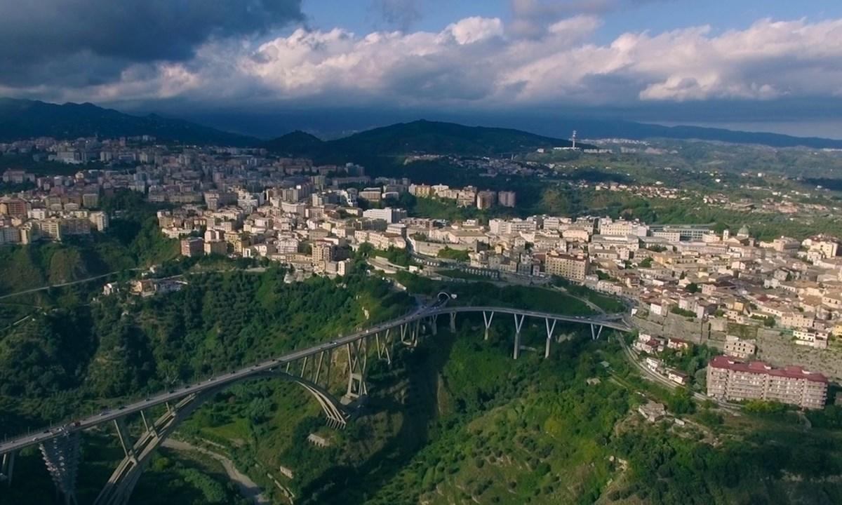 Panorama di Catanzaro (Foto Wikipedia)