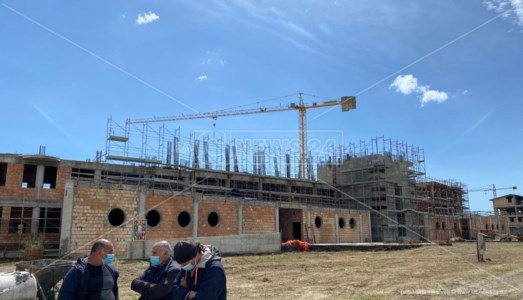 Locri: ripartono i lavori del nuovo tribunale, eterna incompiuta già costata milioni