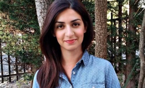 La giornalista Mariassunta Veneziano