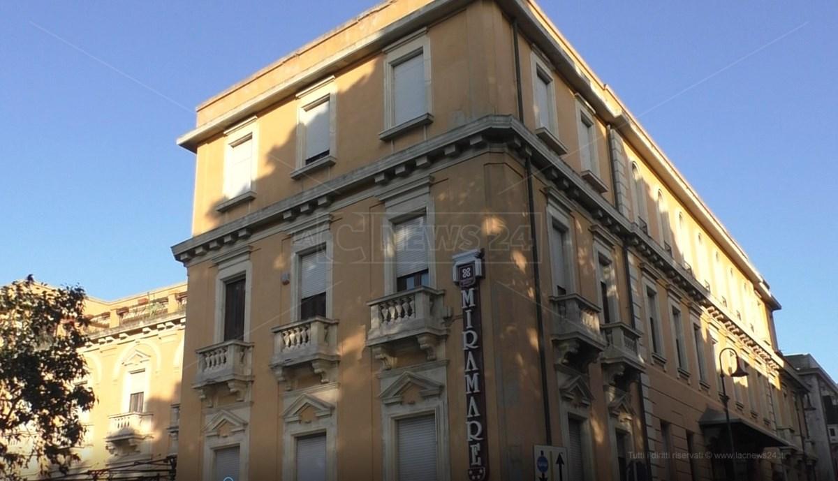 Il Grand'Hotel Miramare di Reggio Calabria