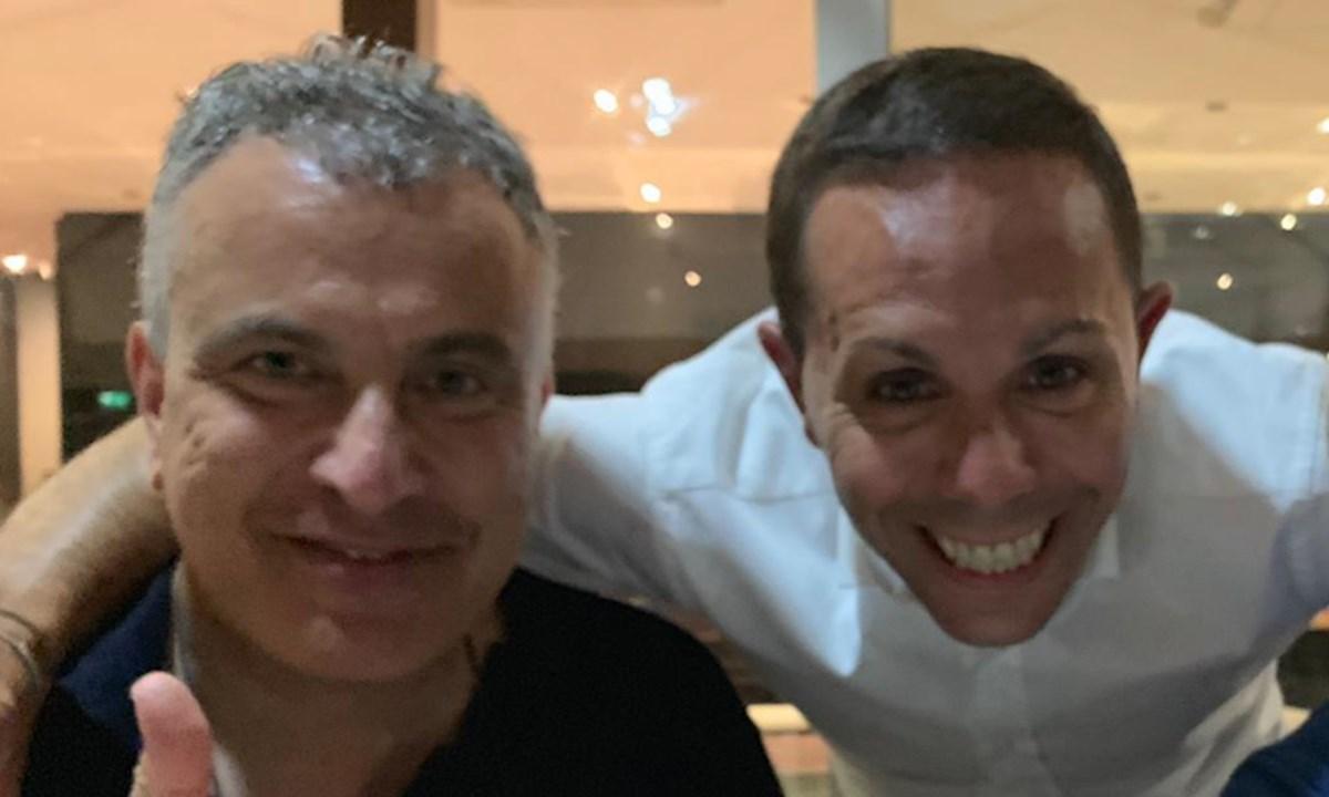 Michele Porcelli e Domenico Maduli