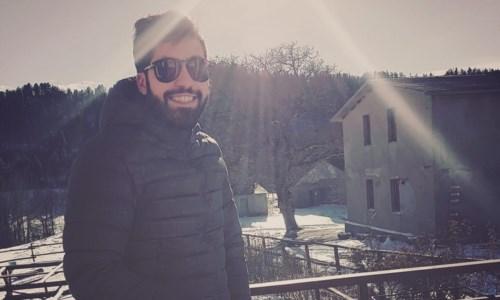 Giampiero Tarasi, deceduto l'8 marzo scorso in un incidente stradale