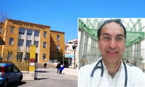 Angelo Barbato, Ds dell'ospedale dell'Annunziata