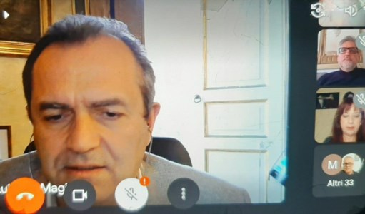Regionali, de Magistris a Granato e Cabras: «Aiutatemi a rivoluzionare la Calabria»
