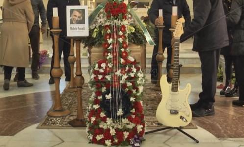 L'ultimo commovente saluto, a Limbadi i funerali del nostro Michele Porcelli