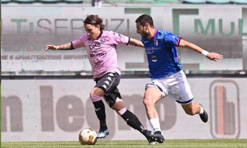 Serie C, la Vibonese conquista un punto a Palermo: decisive le parate di Mengoni