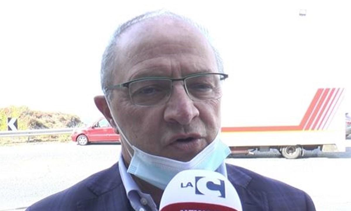 Cosenza, il presidente della Provincia Iacucci
