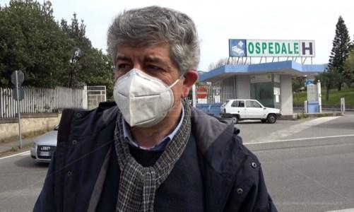 Nocera, senza tamponi né vaccini. Il sindaco: «Lasciati ad affrontare il virus senza armi»