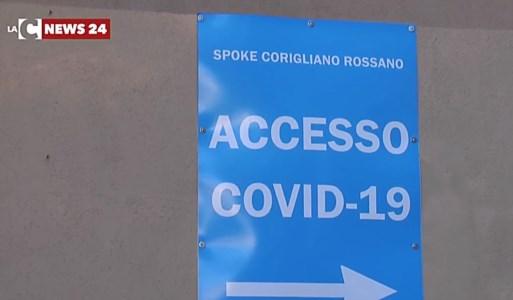 Covid, nella Sibaritide contagi ancora su: a Corigliano Rossano 70 nuovi positivi