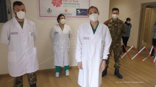 Medici militari nel Centro di Taurianova
