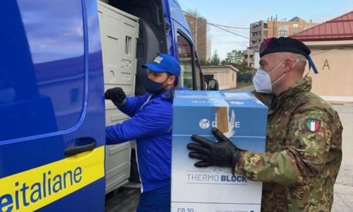Vaccini anti-Covid, arrivate in Calabria le prime 3600 dosi di Johnson & Johnson