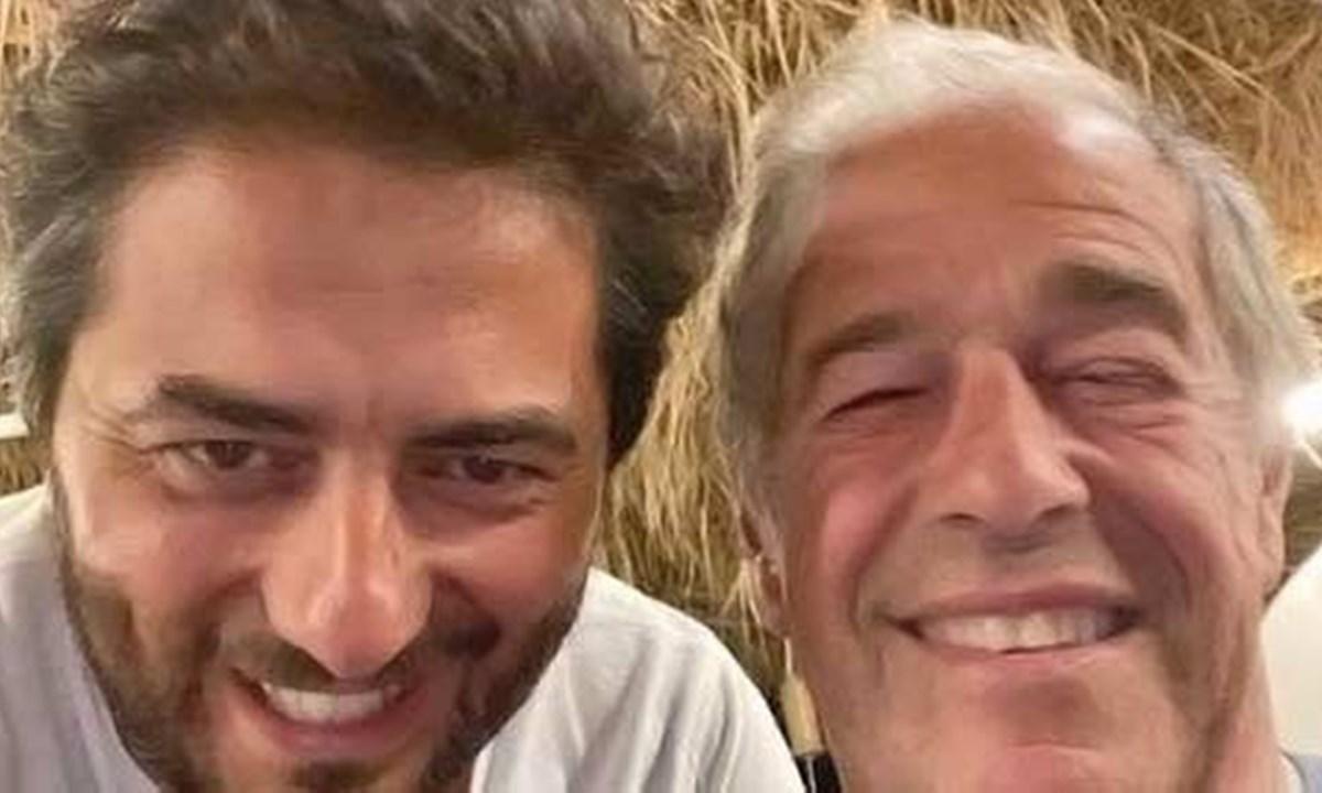 Gianvito Casadonte e Gianni Minoli