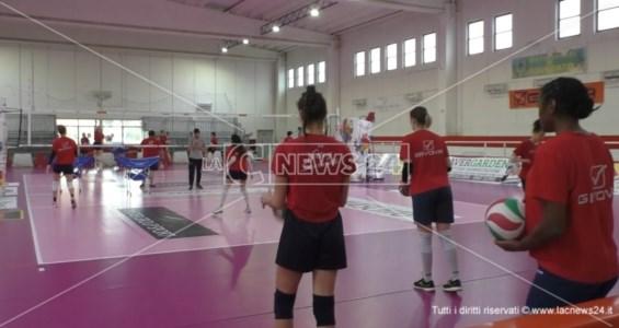 Pallavolo femminile, Volley Soverato pronto per la sfida casalinga contro Marsala