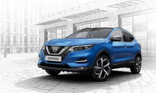 A Rende presentato il nuovo Nissan Qashqai