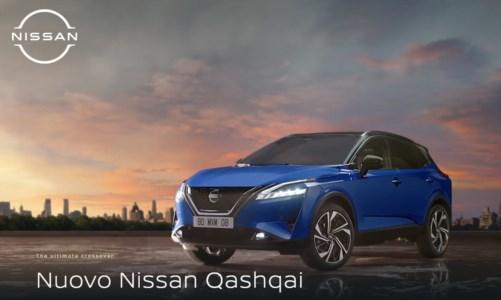 Tutto pronto a Rende per la presentazione del nuovo Nissan Qashqai