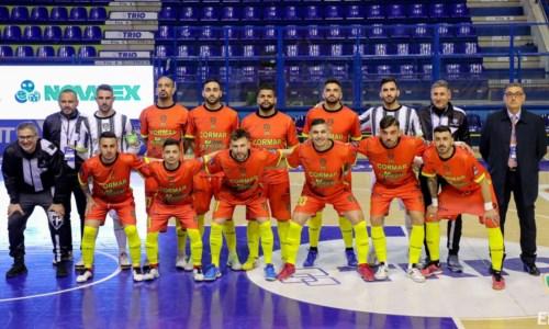 Futsal Polistena, esordio vincente nella Final Eight: L84 battuta e semifinale centrata
