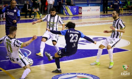 Final Eight, il Futsal Polistena si ferma in semifinale: l'Olimpus Roma vince 2-1
