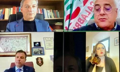 Sanità, sindacati incontrano la Nesci: «In Calabria situazione drammatica, intervenga il Governo»