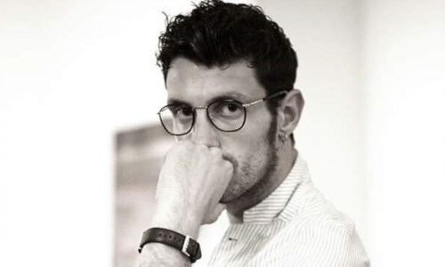 Lo stilista Mario Triolo Costantino