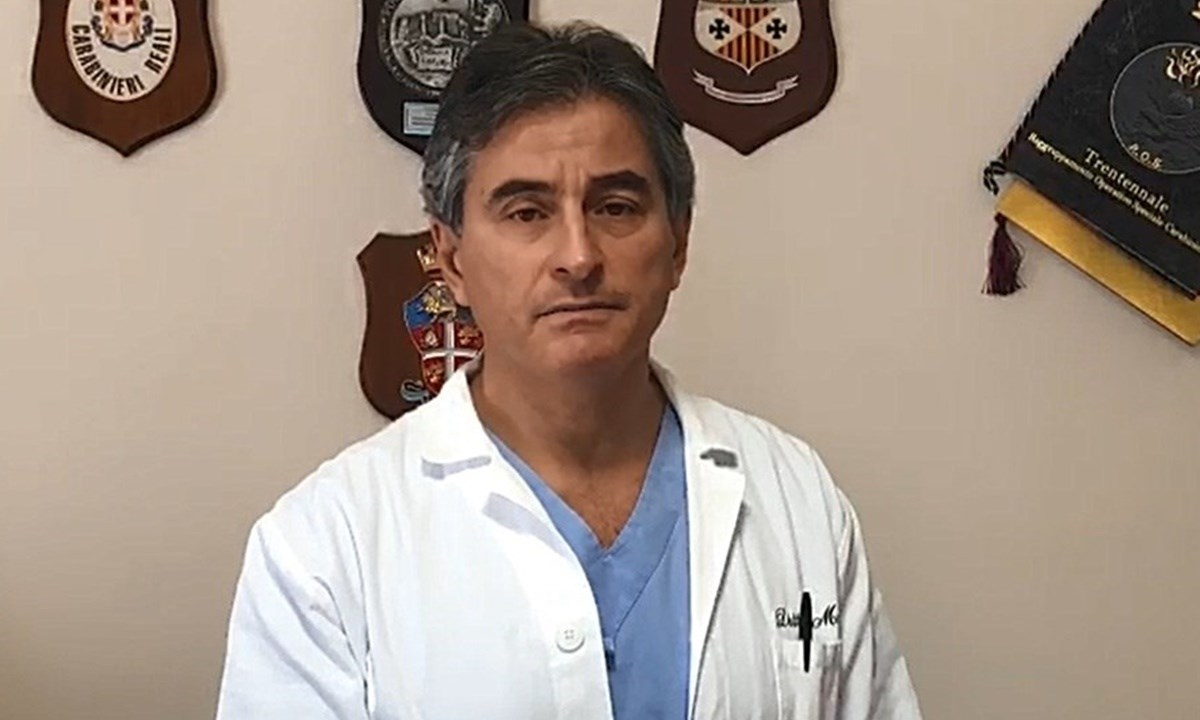 Daniele Maselli, cardiochirurgo