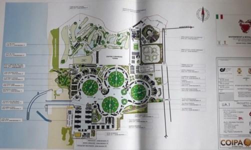 il progetto del porto turistico e del waterfront