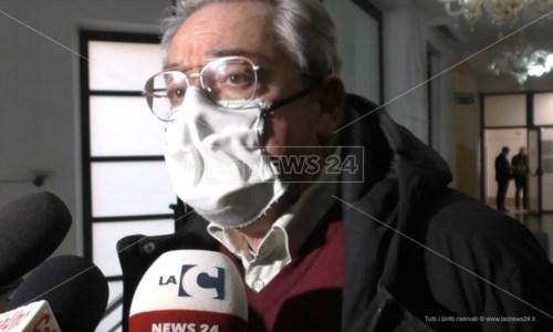 Il commissario prefettizio, Domenico Mannino