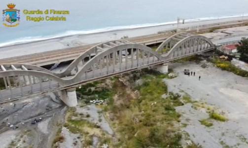 Melito Porto Salvo, a rischio crollo il ponte Pilati ristrutturato appena un anno fa: sequestrato