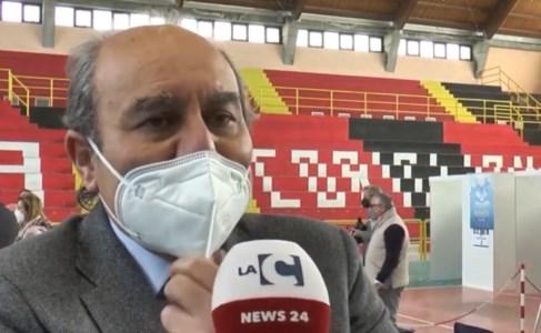 Martino Rizzo (Direttore sanitario dell'Asp di Cosenza)