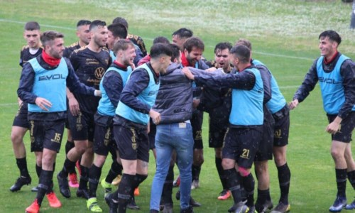 Serie D, la matricola terribile San Luca punta un posto nei play off