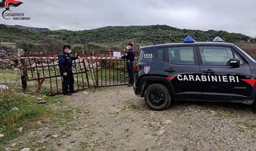 Terreni occupati abusivamente a Rossano, denunciati imprenditori agricoli