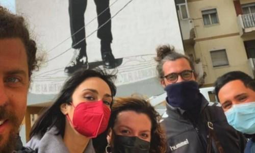 Murales a Reggio Calabria, l'assessore Scopelliti: «Polemica sui costi falsa e assurda»