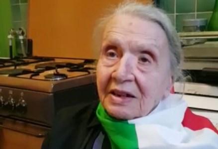 Reggio, la staffetta Anna Condò ricorda il fratello Ruggero che scelse la lotta partigiana