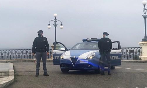 Incendio doloso e furti di auto, la polizia arresta tre reggini in due operazioni