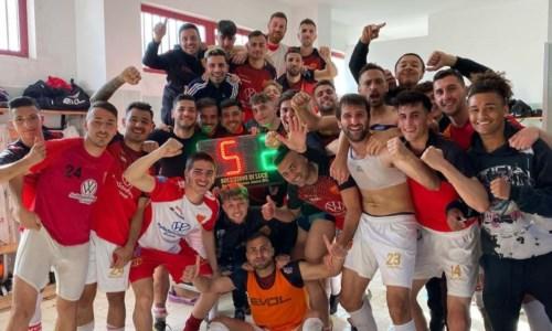 Serie D, nei recuperi il San Luca vince contro il Dattilo: finisce 5-2