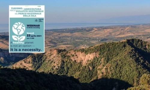 Agricoltura, turismo e sviluppo sostenibile al centro del webinar sul Parco della Sila