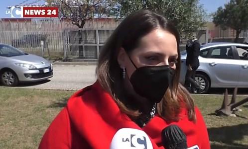 La sottosegretaria Dalila Nesci