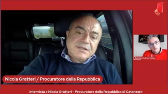 'Ndrangheta, Gratteri: «A breve nuove cose importanti. Resterei in Calabria per sempre»