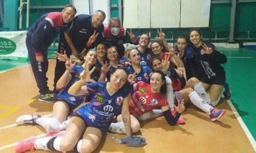 Pallavolo Crotone, 8 positivi al Covid dopo la partita a Trani: «Intervenga procura federale»