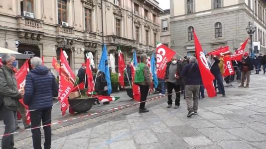 «La Calabria rischia di sprofondare», sindacati ancora in piazza per sanità e lavoro